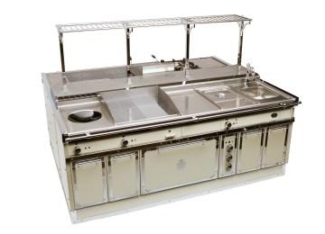 Prezzi Cucine Gullo   Officine Gullo Cucine Macchine Di Cottura P70 ...