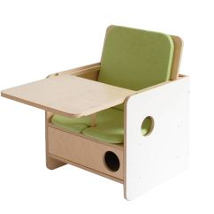 Toddler Chair With Tray Bistro Cushions Birch Kids Osit 43 By Nuun Design