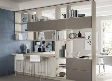 Cucina Scavolini Sax | Colonna Forno E Microonde Scavolini