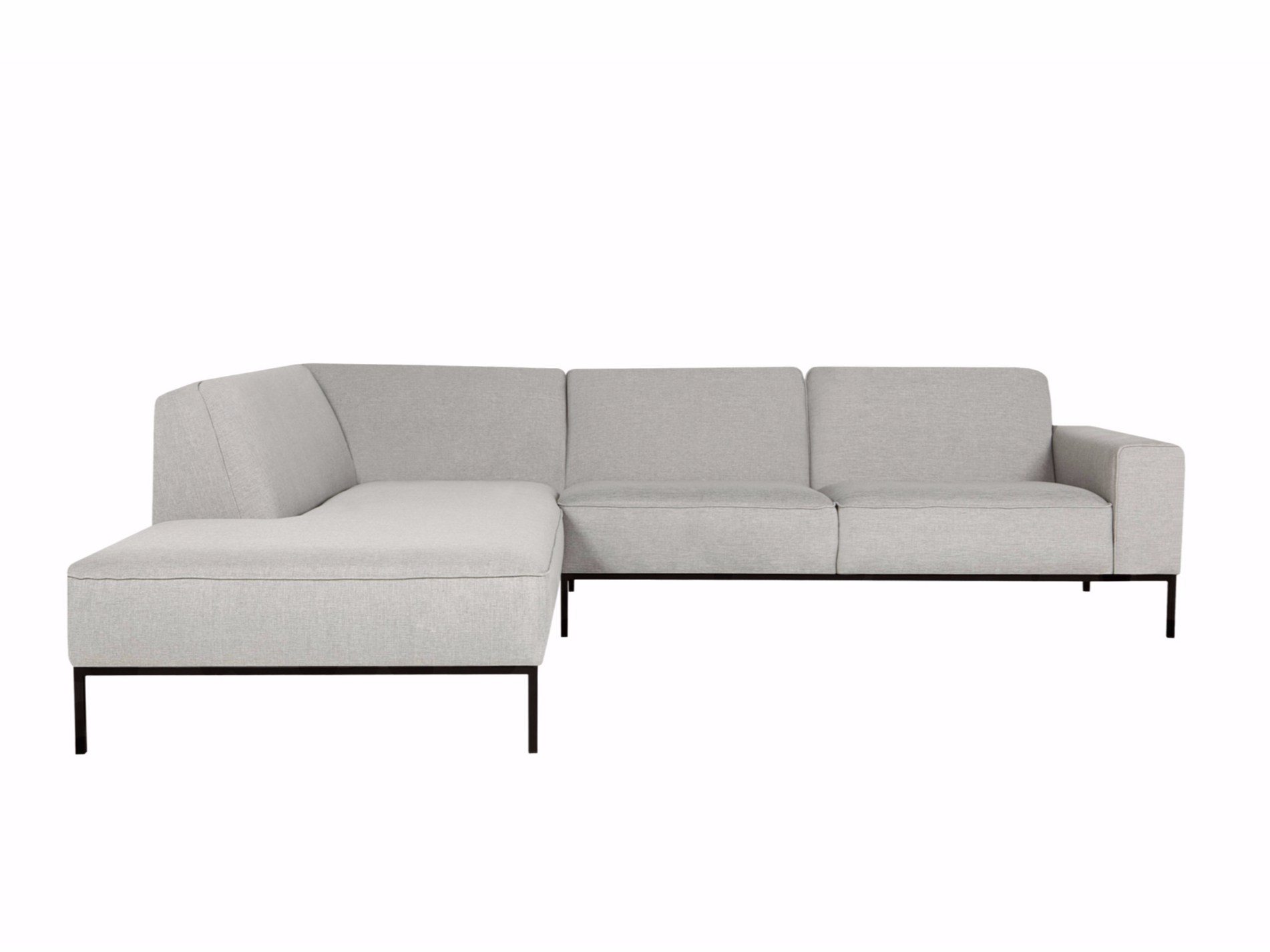 four seat sofa with chaise consumer reports best sleeper sofas ville longue collection by sits