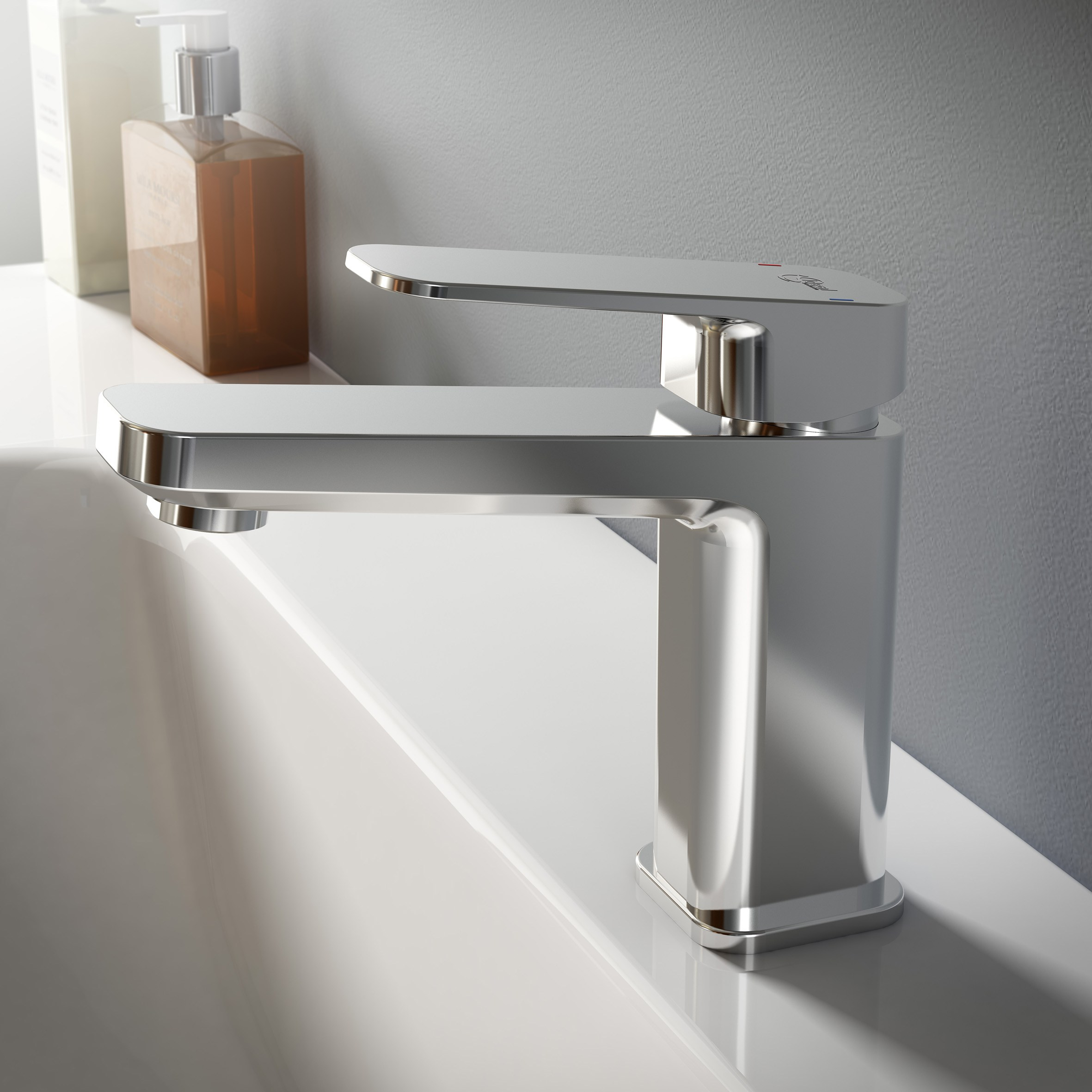 Bathroom furniture set TONIC II By Ideal Standard design ARTEFAKT industriekultur