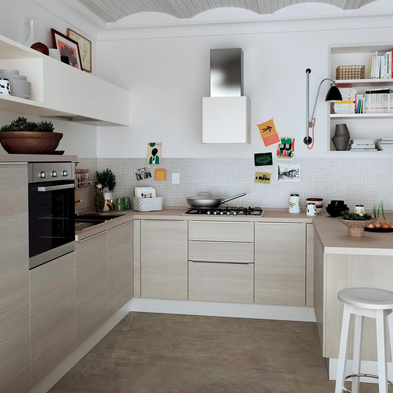 Cucina componibile URBANURBAN MINIMAL Linea Scavolini Easy by Scavolini design Vuesse Design