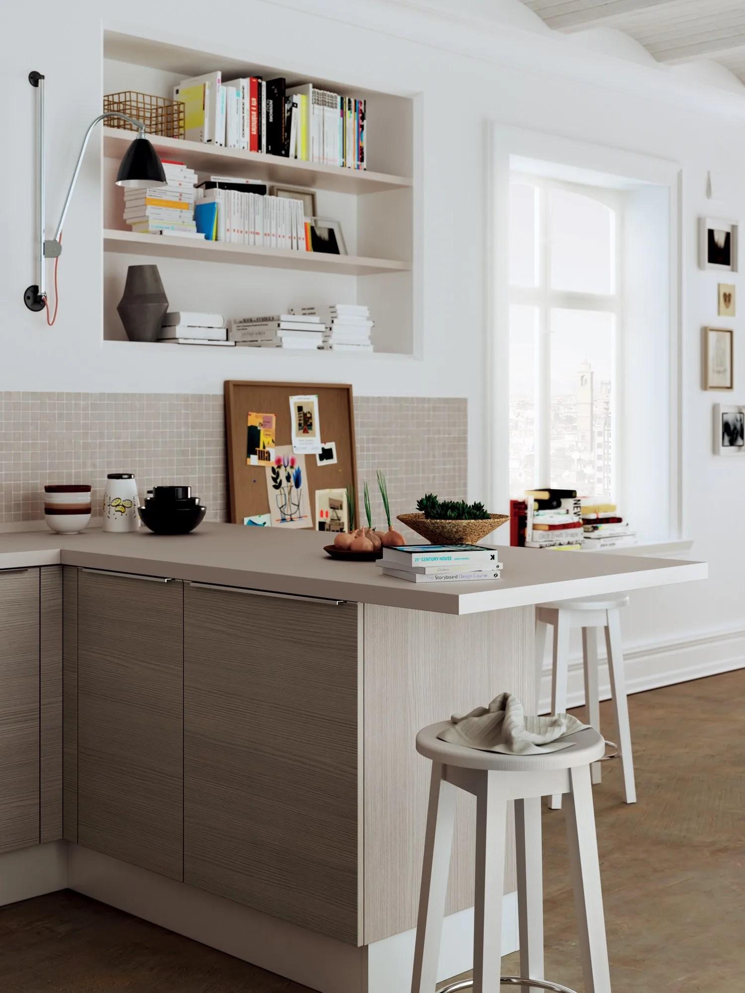 Cucina componibile URBANURBAN MINIMAL Linea Scavolini