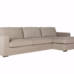 Chaise Longue Fabric Sofa Rent Sofas For Party Abbe With By Sits