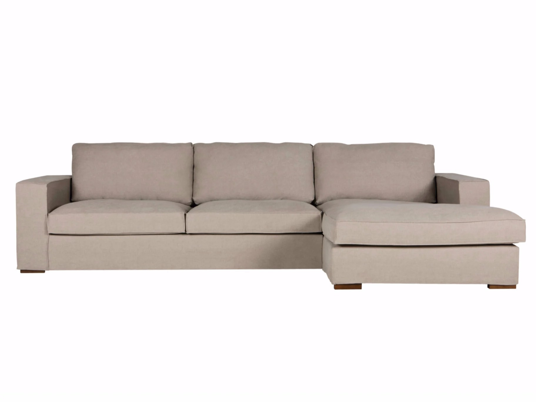 chaise longue fabric sofa axis ii review abbe with by sits