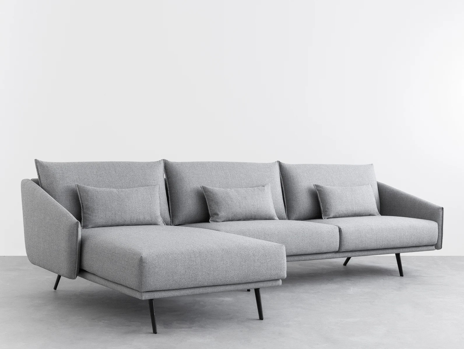 chaise longue fabric sofa sofasofa madrid costura with collection by stua