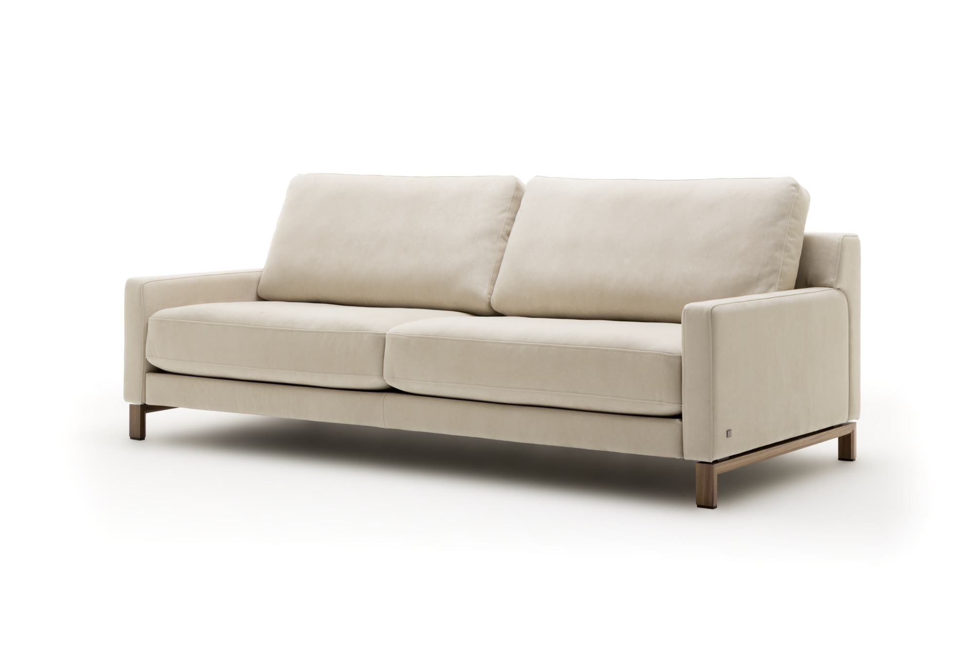 Rolf Benz Modular Sofa 222 Ego Leather Sofa Ego Collection By Rolf Benz Design
