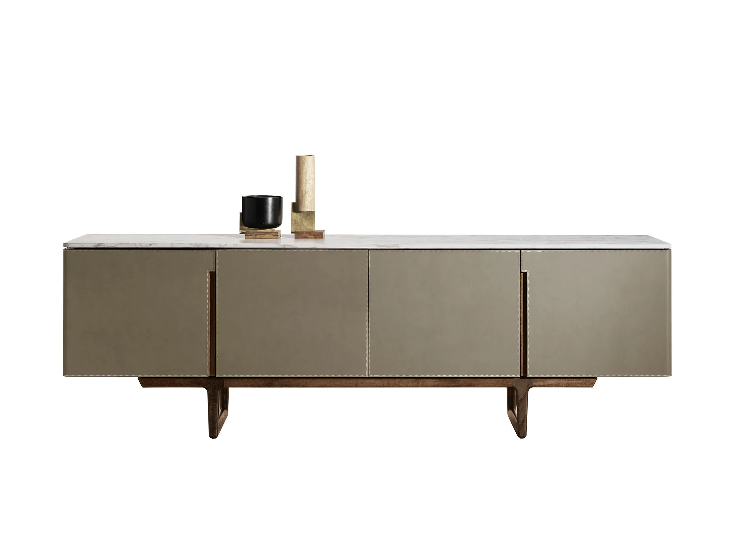 FIDELIO Sideboard THE COLLECTION  Furniture and Complementary units Collection by Poltrona Frau