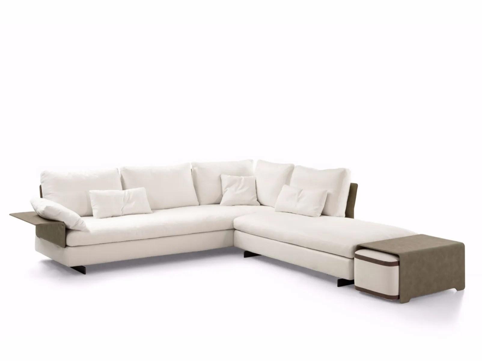 corner sofa cover design sleeper with recliner gossip by bonaldo sergio bicego