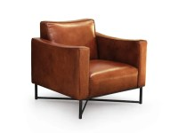 ONDA Leather armchair Oliver B. Wild Collection by Oliver B.