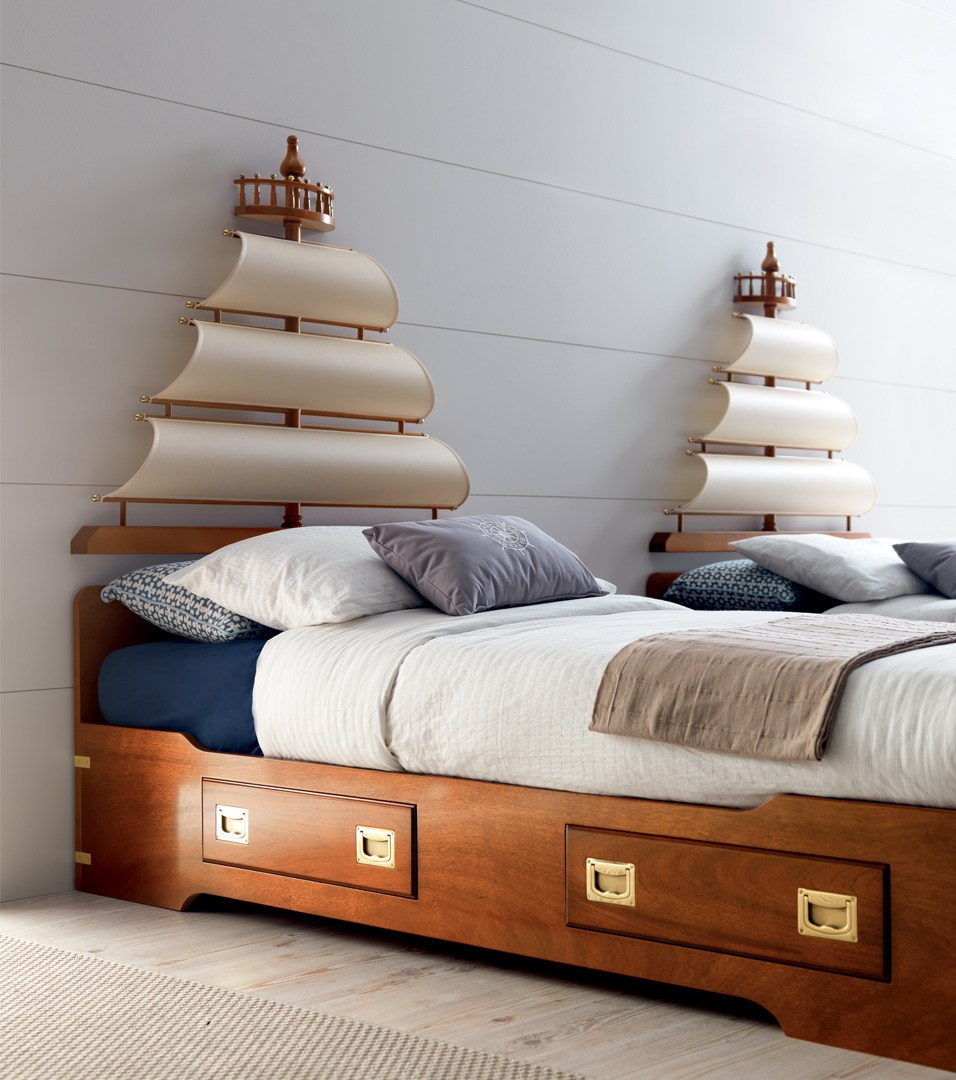 PLAY SAIL  Bedroom set for boys By Caroti