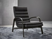 Armchair SAVILLE by Minotti design Gordon Guillaumier