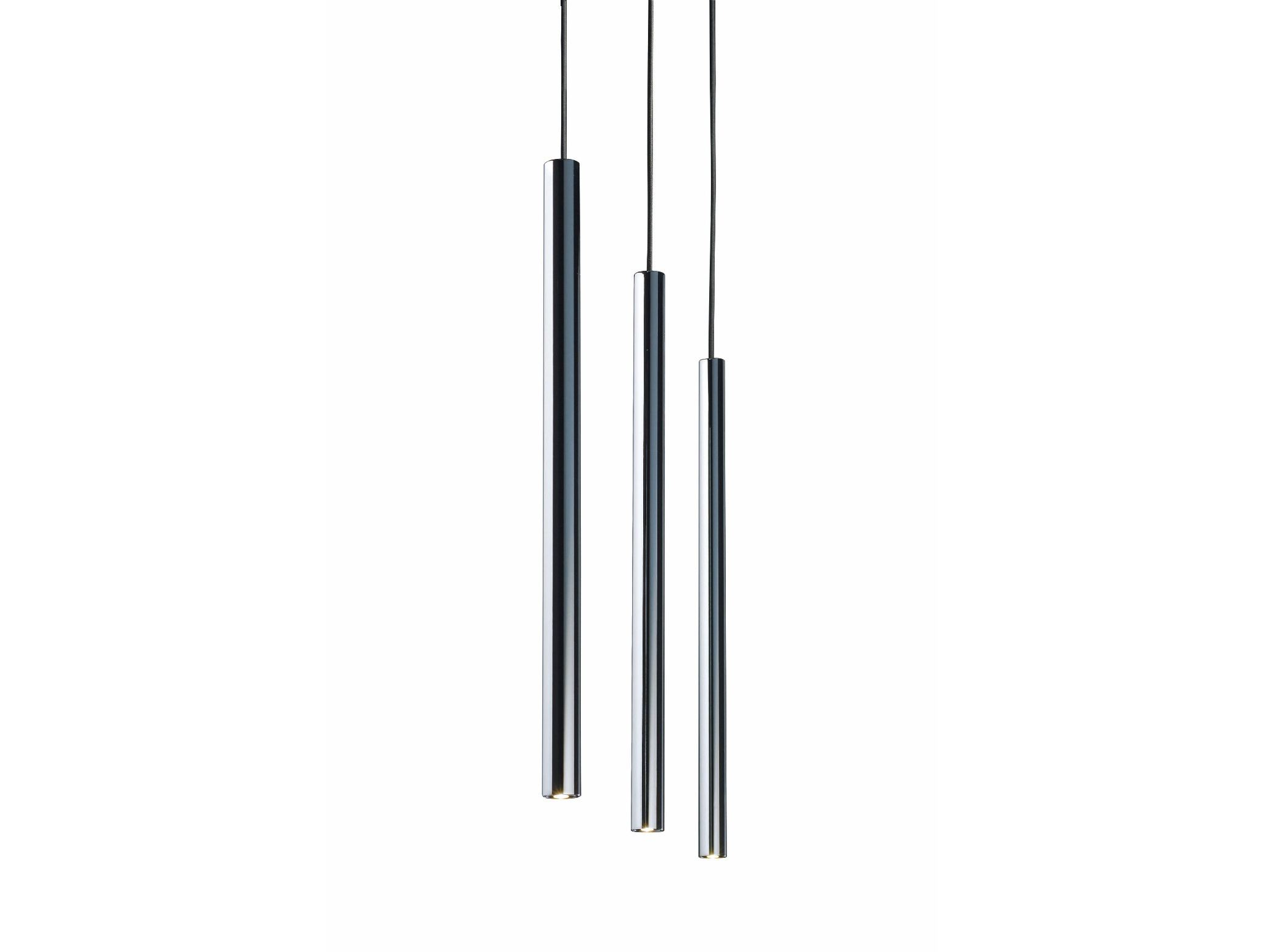 Led Direct Light Pendant Lamp Pipe 3 By Decor Walther