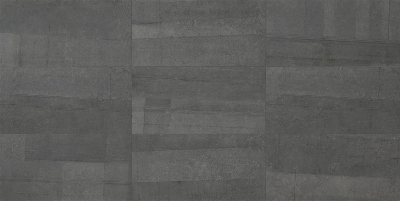Pavimentorivestimento in gres porcellanato effetto cemento per interni ed esterni MATERIA D