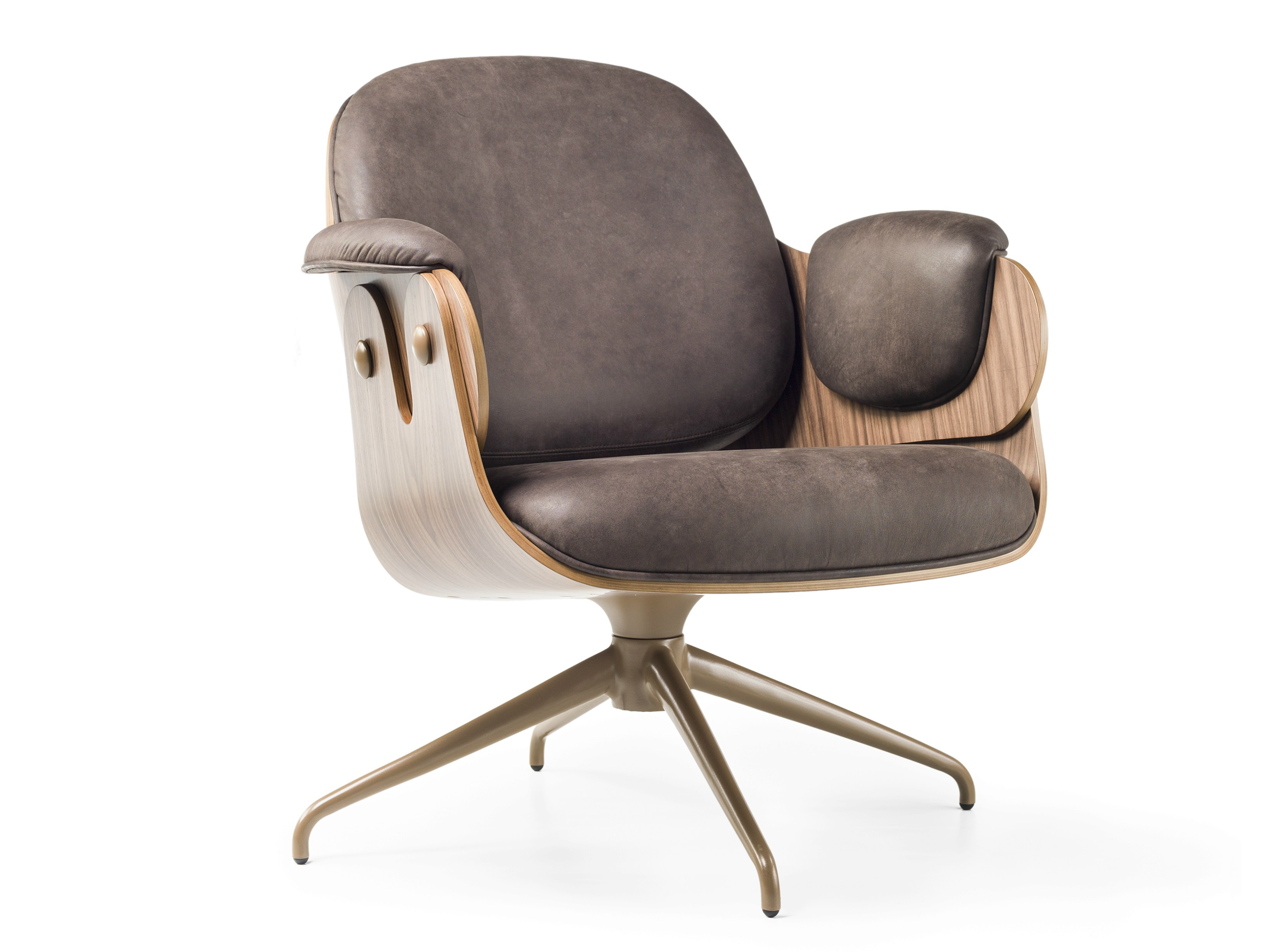 swivel chair price in bd human touch massage review easy with 4 spoke base low lounger showtime