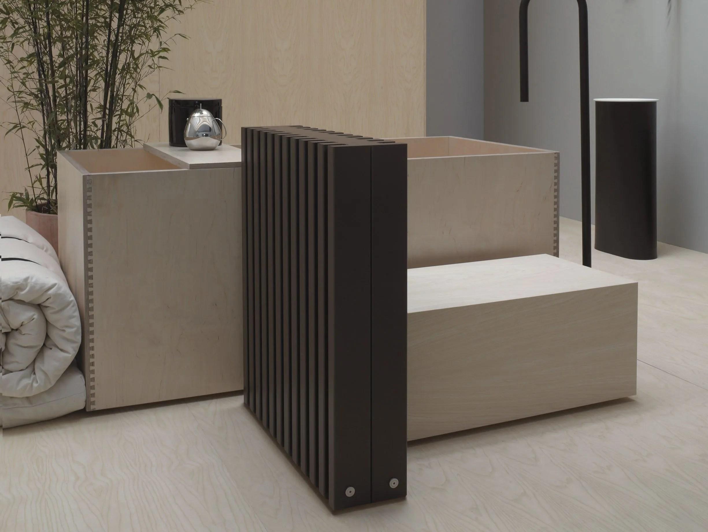 SOHO Radiatore a pavimento by Tubes Radiatori design