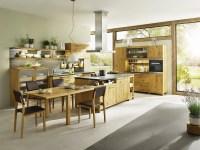Wooden kitchen with island LOFT by TEAM 7 Natrlich Wohnen ...