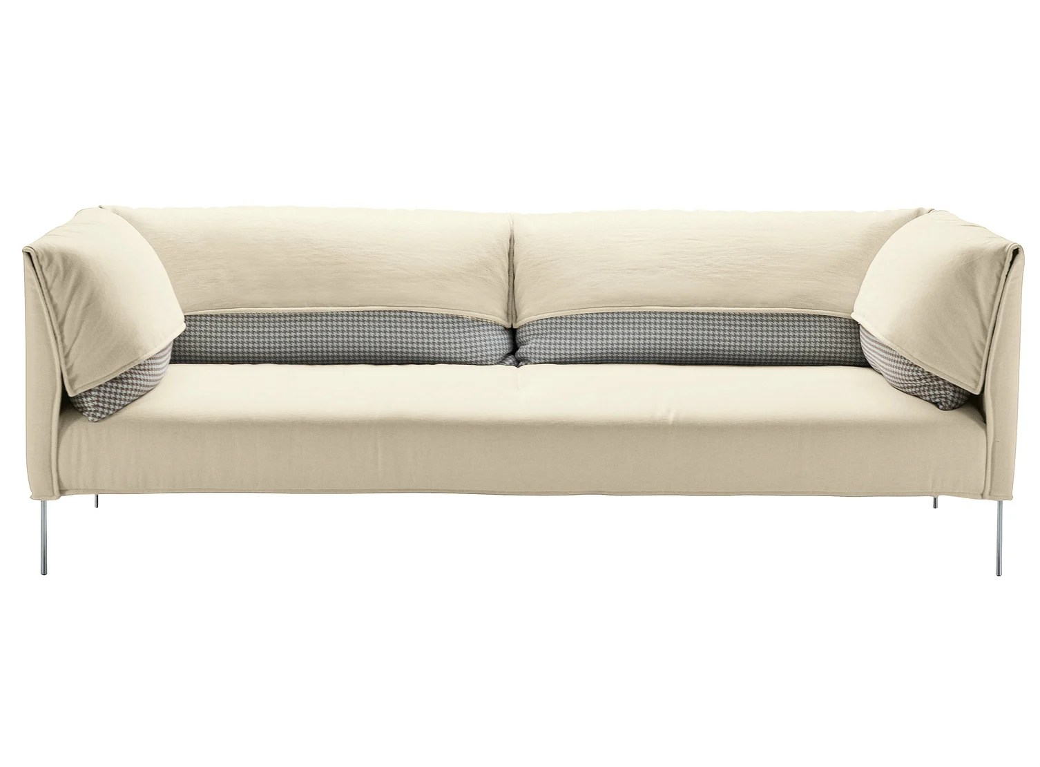removable cover sofa for under 1000 upholstered with undercover zanotta