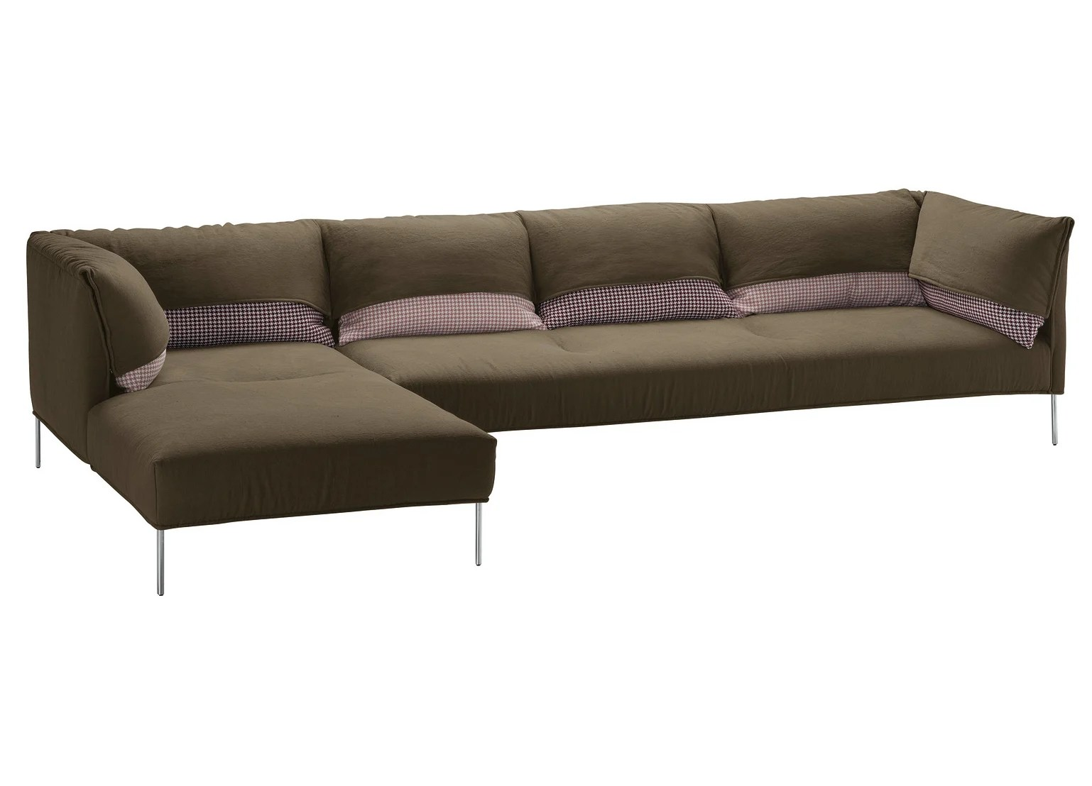 removable cover sofa second hand sets in mumbai with undercover by zanotta design