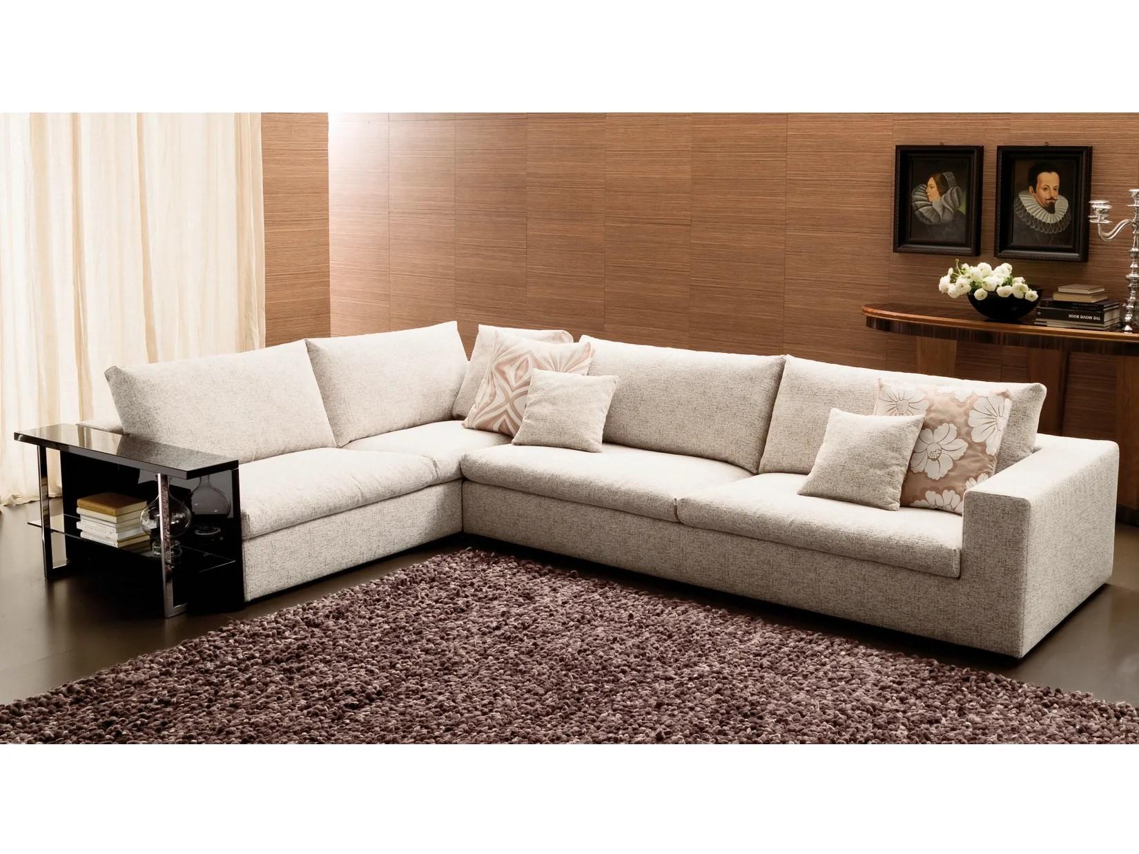 corner sofa cover design coaster leather sectional lazar by bontempi casa carlo bimbi