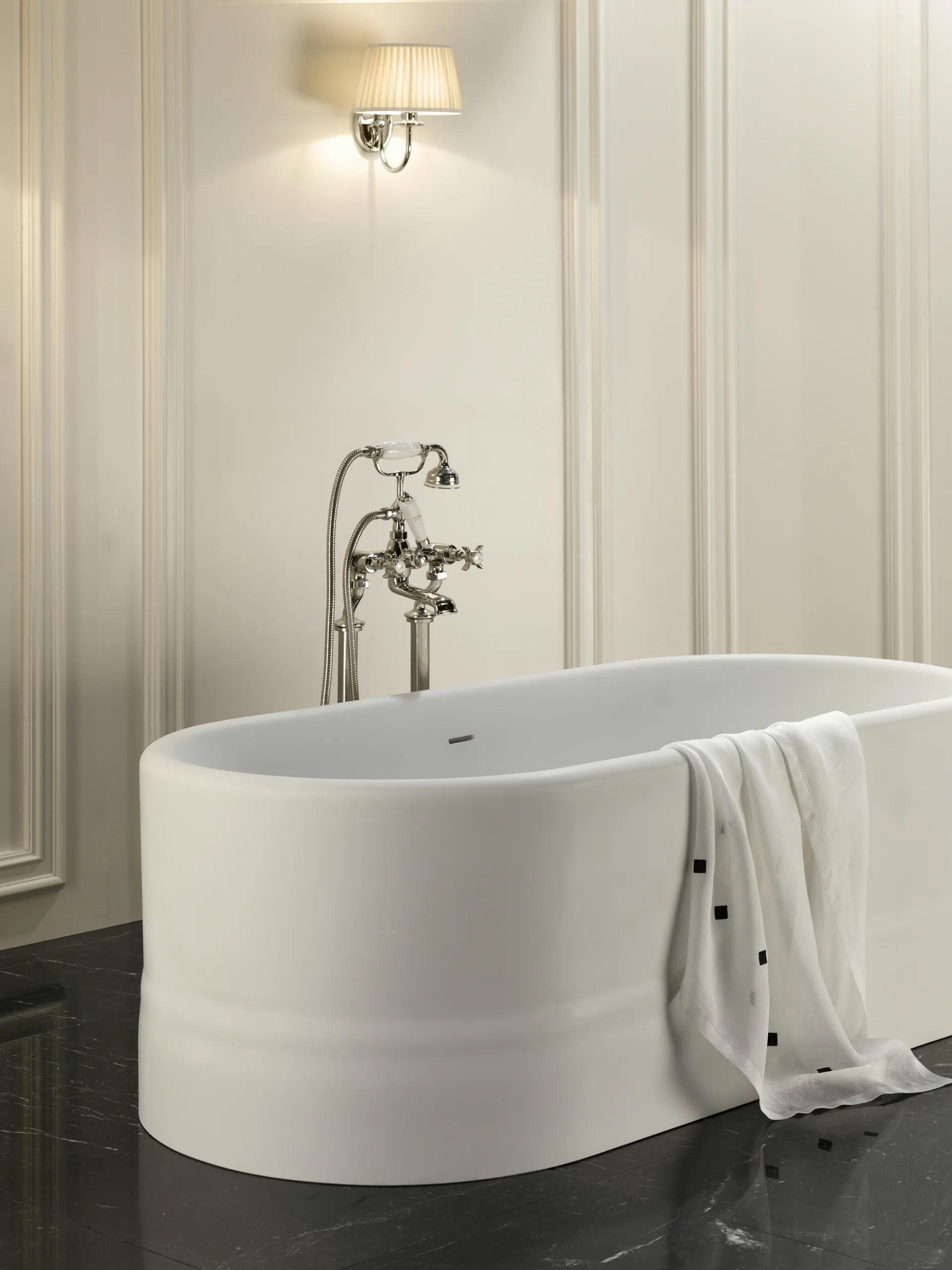 Oval Bathtub DIVA By DevonampDevon