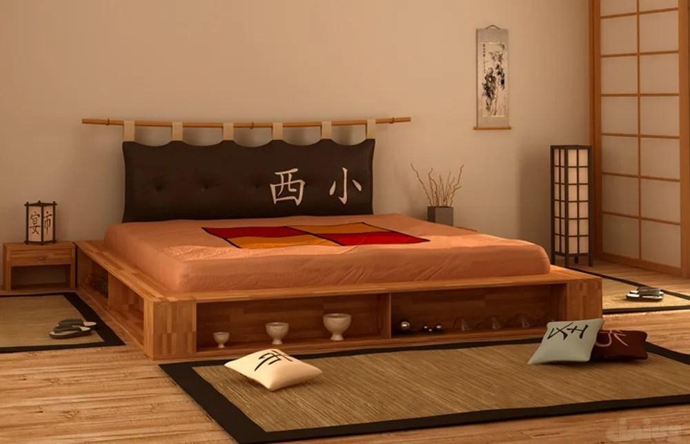 Letto contenitore matrimoniale tatami in legno LIBROLETTO