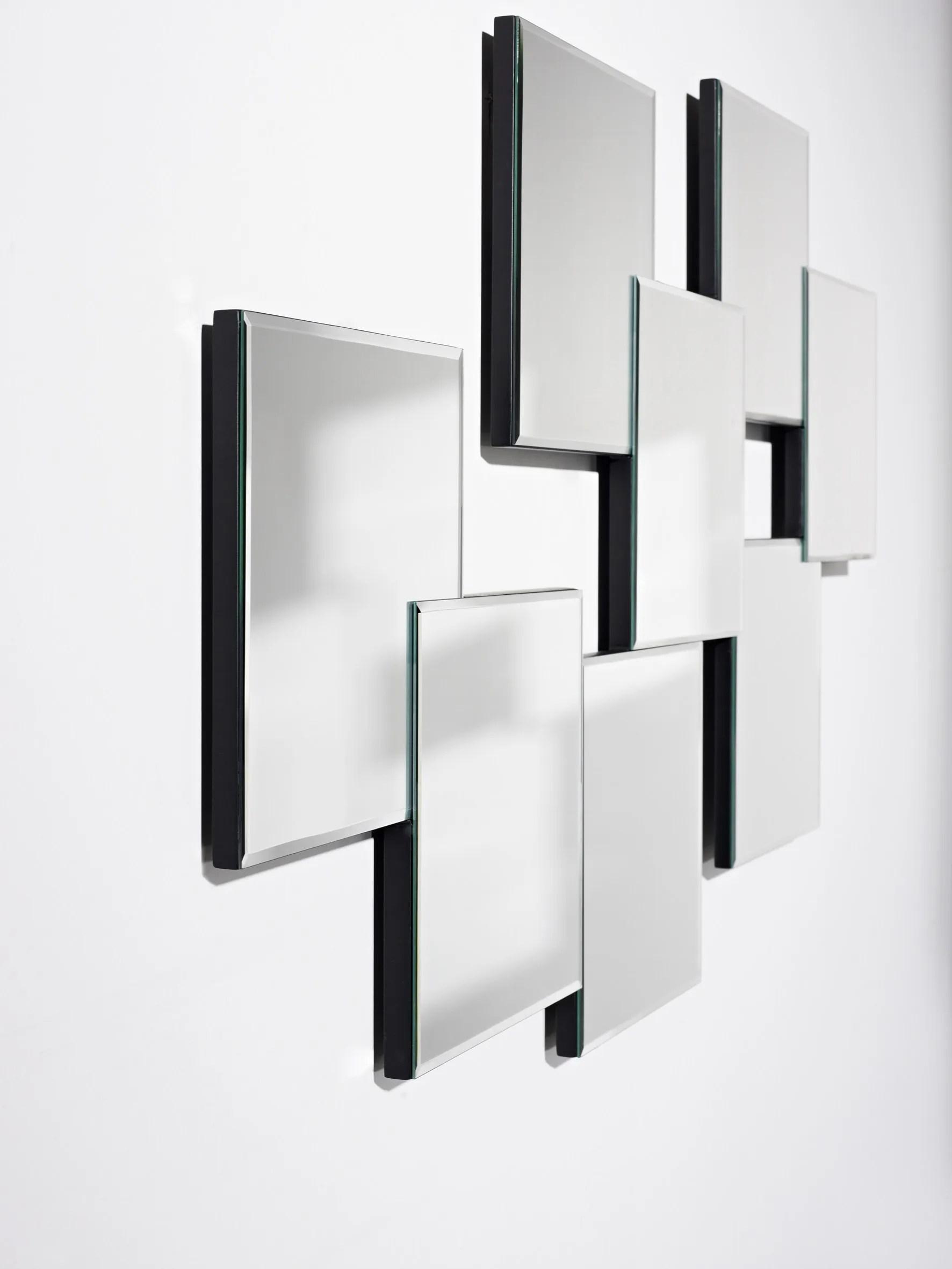 Miroir style contemporain