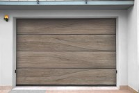 Sectional sandstone garage door SANDSTONE JEWELS by Breda