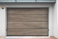 Sectional sandstone garage door SANDSTONE JEWELS by Breda ...