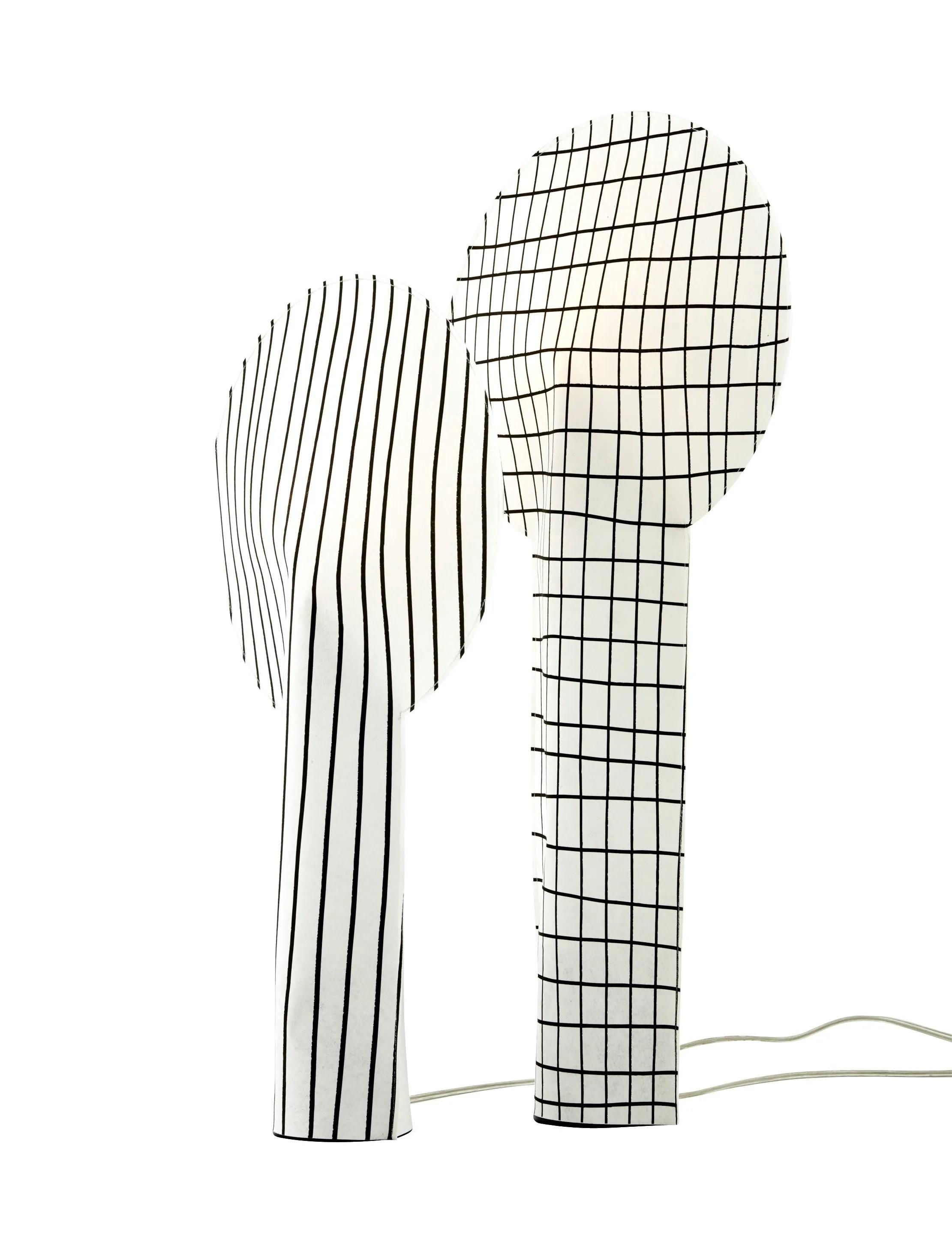 Led Table Lamp Paper Lamp By Roset Italia Design Rene Barba