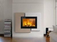 Hanging fireplace DARWIN by Piazzetta