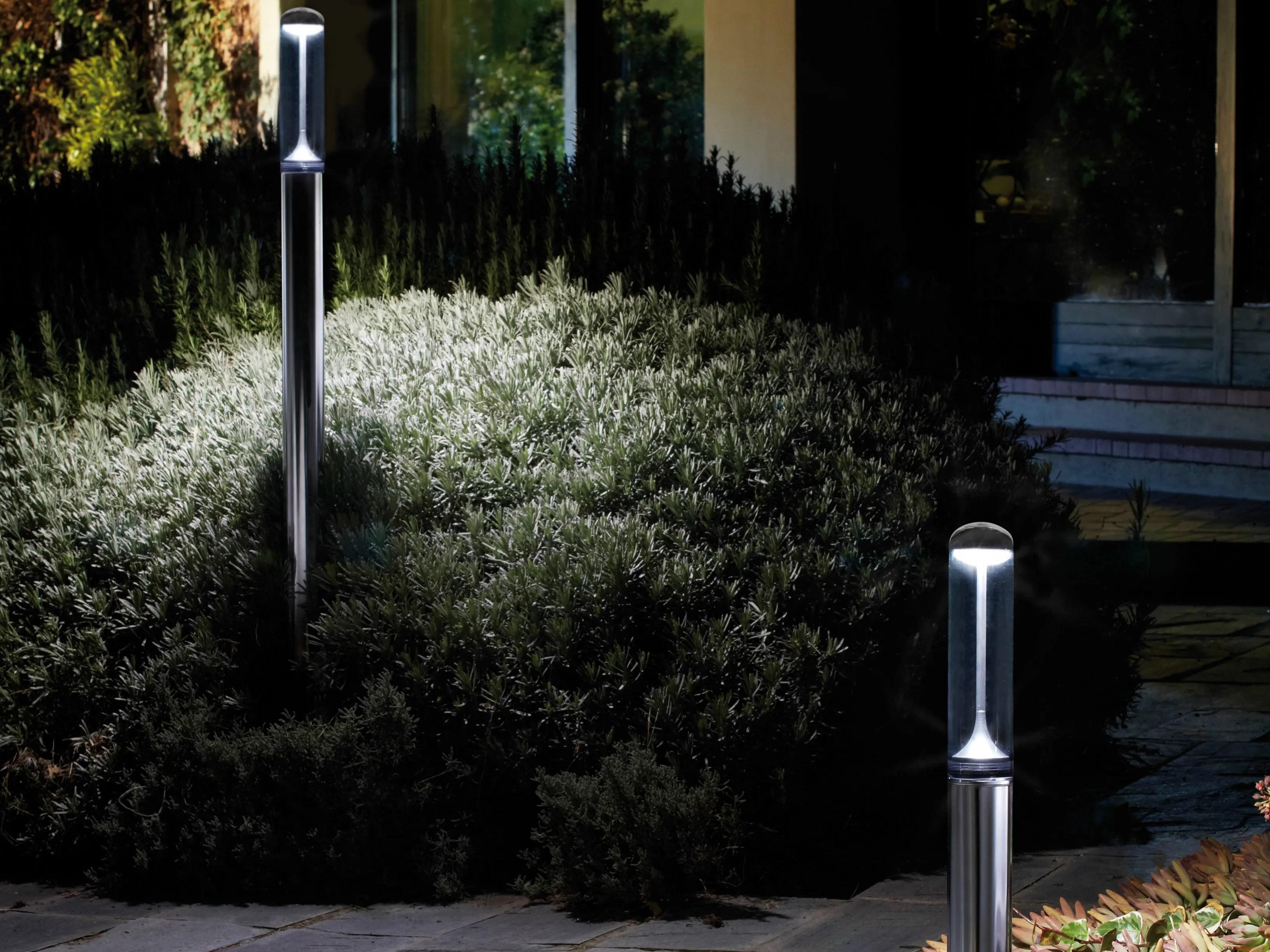 Led Bollard Light Imago By Goccia Illuminazione