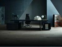 DOWNTOWN Executive chair by Poltrona Frau design Jean ...