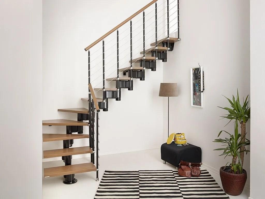 Escalier ouvert PIXIMA LONG LINE by Fontanot Spa