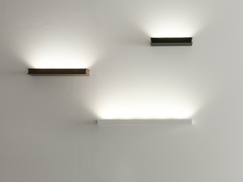 QUARTER Wall light by Fabbian design David Pellegrini