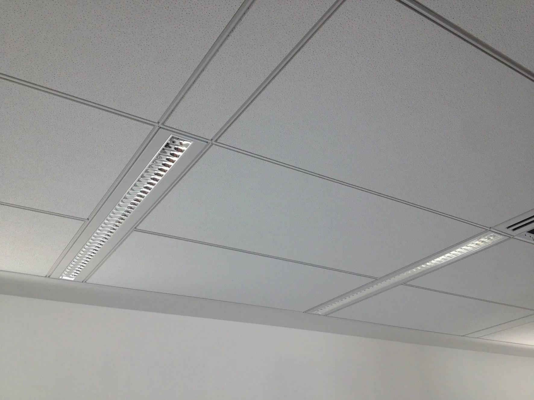 Akustik Abgehangte Decke Tech Zone By Armstrong Building