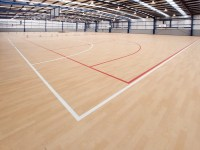 Resilient sports flooring TARAFLEX MULTI-USE 3.0 by GERFLOR