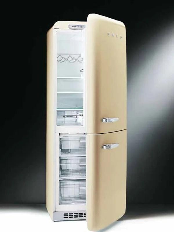 FAB32RPN1  Refrigerator By Smeg