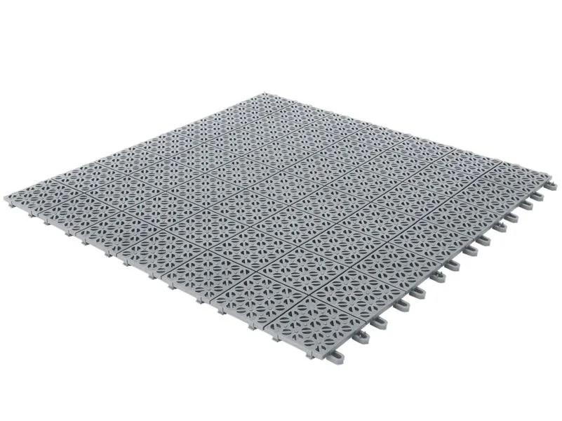 AuenBodenbelag aus Kunststoff MULTIPLATE by PONTAROLO ENGINEERING