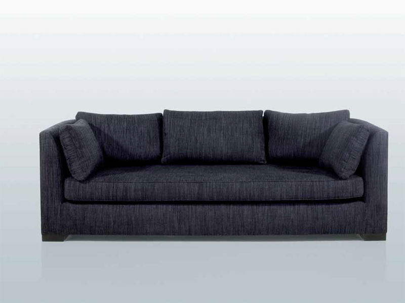 3 SEATER FABRIC SOFA OVALE OVALE COLLECTION BY INTERNI