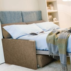 Clei Sofa Bed Ikea Kivik Segunda Mano Barcelona Pull Down Double Penelope By Design Giulio