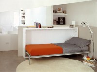 Pull-down single bed POPPI DESK by CLEI