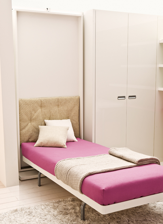 pull down beds