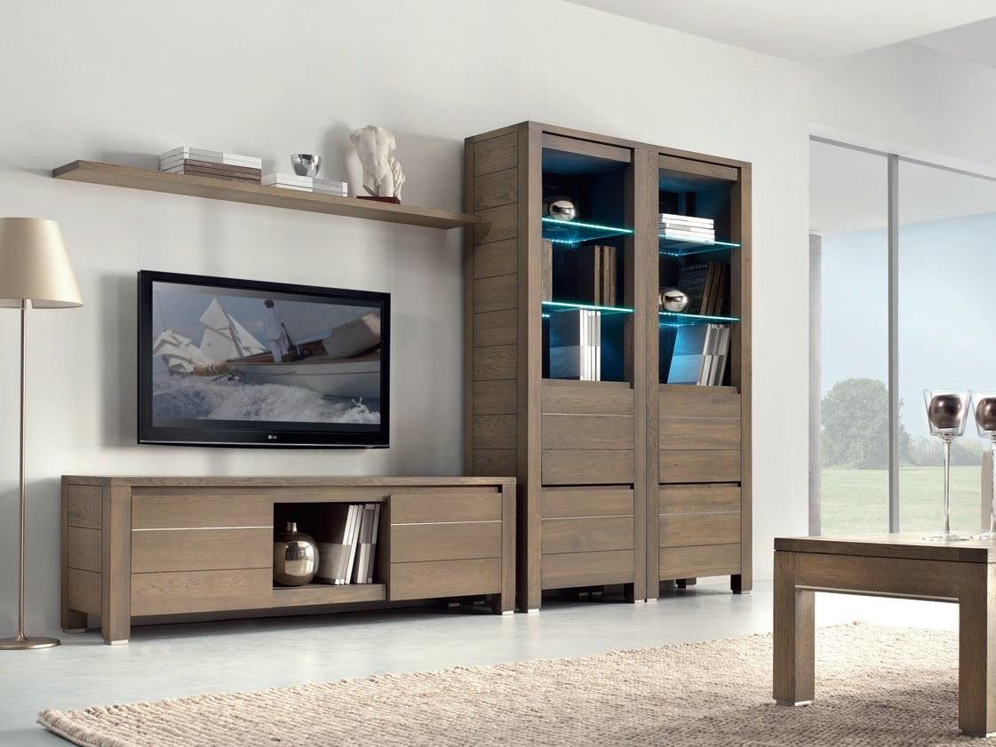 Mueble Tv Pared Mueble Tv De Pared