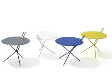 Table De Jardin Pliante Metal | Table De Jardin Rectangulaire ...