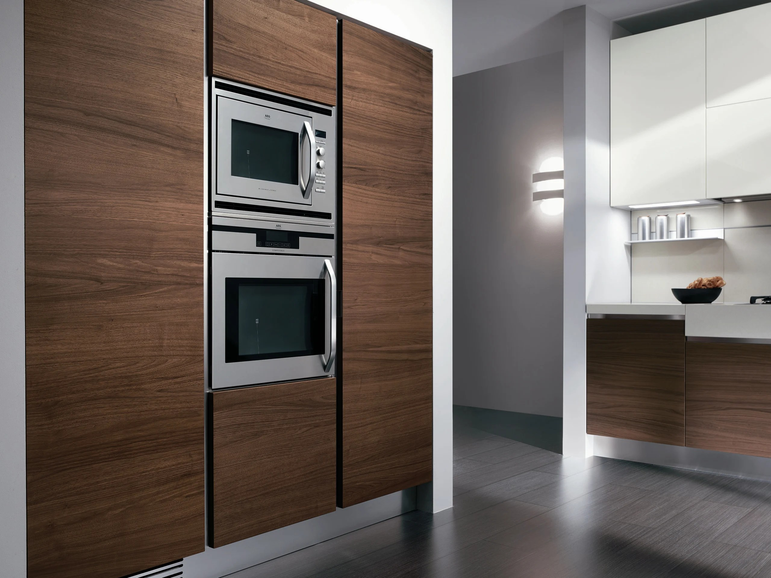 Cozinha de nogueira ELEKTRA NEW CLASSIC By ERNESTOMEDA