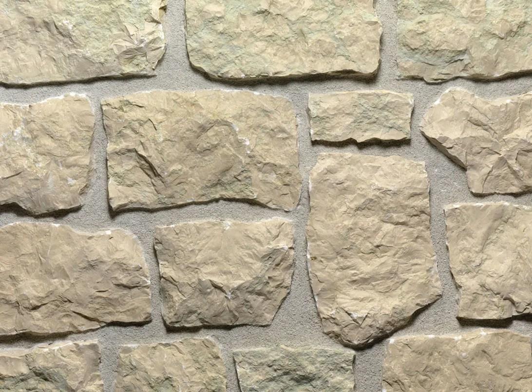 Calcareous stone wall tiles VERDELLO by BB