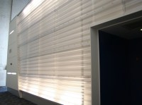 Modular system of corrugated multiwall polycarbonate ...