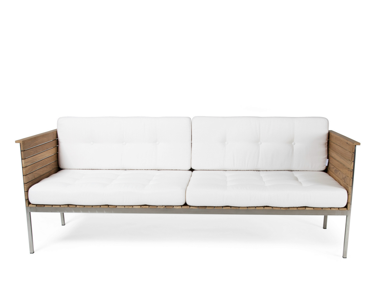 teak outdoor sofa curved canada hÄringe garden by skargaarden design carl jägnefelt