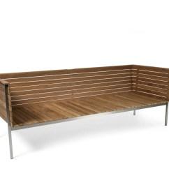 Teak Outdoor Sofa American Leather Sleeper Cost HÄringe Garden By Skargaarden Design Carl Jägnefelt